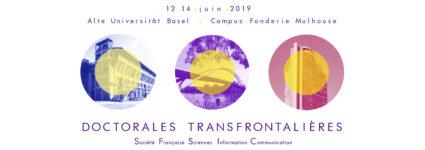 Bannière doctorales SFSIC 2019