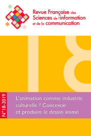 Couverture RFSIC 18