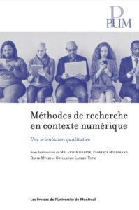 Couverture - Méthodes de recherche en contexte numérique
