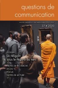 Couverture Questions de communication 37