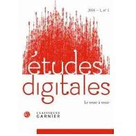 Logo revue Etudes digitales