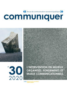 Couverture communiquer 30