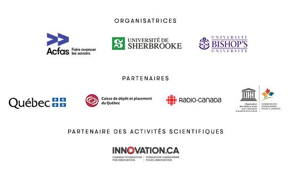 Partenaires ACFAS 2021
