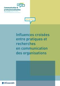 Couverture Communication professionnalisation 10 2020