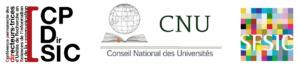 Logos CPdirsic CNU 71 SFSIC