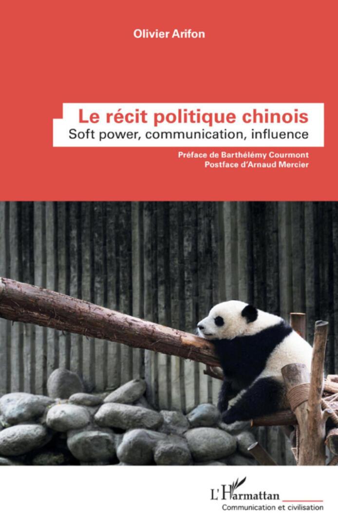 Couverture Le récit politique chinois 2021