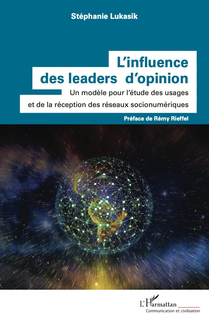 Couverture L'influence des leaders d'opinion