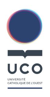 Logo Université catholique de l'ouest