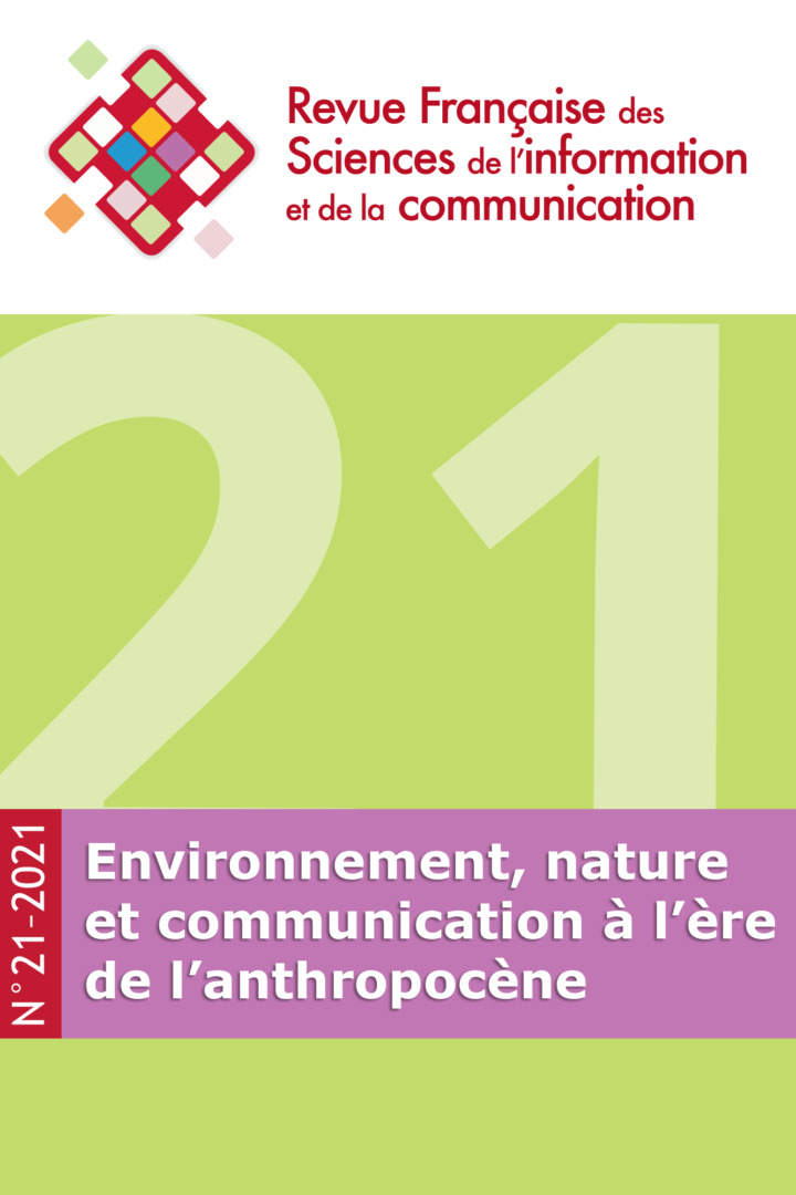 Couverture rfsic 21
