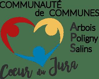 Logo communauté de communes Coeur de Jura Arbois Poligny Salins
