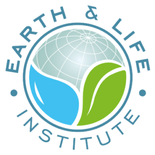Logo Earth and life institute